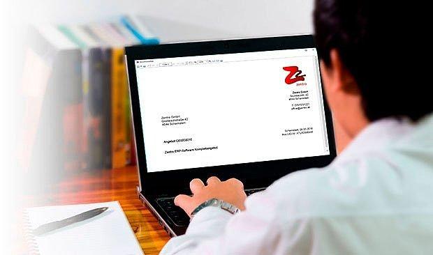 Intelligenter Angebotsausdruck inkl. Mailversand und Statusbenachrichtigung