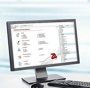Allgemeine FAQs zum Zentro ERP-System